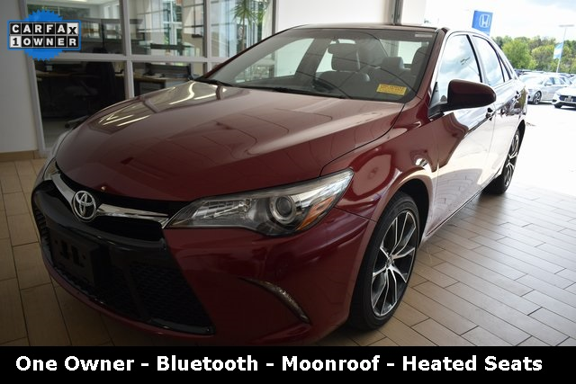 Certified Pre-Owned 2017 Toyota Camry XSE