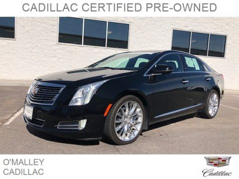 Certified Pre-Owned 2016 Cadillac XTS Platinum V-sport